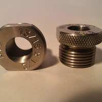 AR15 .223 5.56 .22 OIL FILTER ADAPTERS