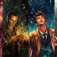 Doctor Who British Season Tv Show Poster Decor 4752