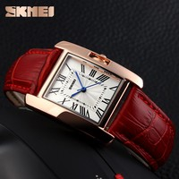 Watch Women Elegant Retro Watches Fashion Casual Brand Luxury Women's Quartz Clock Female Leather Lady Ladies Wrist Watches