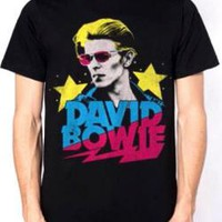 David Bowie T-Shirt - Starman