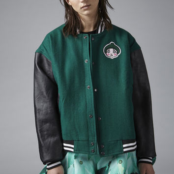 Gumnut Boys Varsity Jacket | Romance Was Born