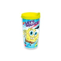 Tervis® SpongeBob Squarepants Let's Bounce 16 oz. Wrap Tumbler with Lid