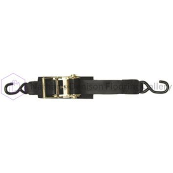 BoatBuckle Heavy-Duty Transom Tie-Down - 2 x 4 - Pair