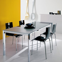 T270 Sunny CR Extendable Dining Table by Ozzio - 118