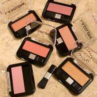 Bulk L.A. Colors Expressions Bronzer and Blushes at DollarTree.com