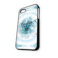 Assassin's Creed 3 Style On Ice iPhone 4/4S Case