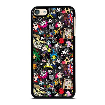 TOKIDOKI COLLAGE iPod 4 5 6 Case