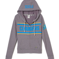 San Diego Chargers Perfect Full-Zip - PINK - Victoria's Secret