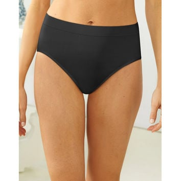 Bali Comfort Revolution with Smooth Tech SmoothTec Band Hi-Cut Brief