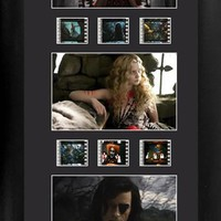 Alice in Wonderland Trio Film Cells