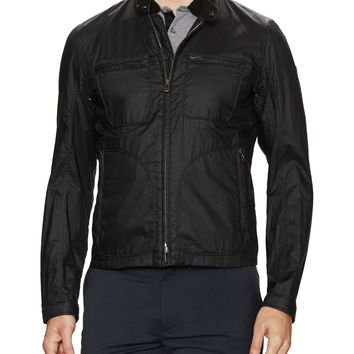 Belstaff Men's Woodburn Racer Jacket - Dark Blue -