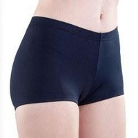 Child Booty Shorts (Black) D-3502