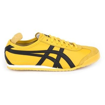 asics onitsuka tiger mexico 66 yellow  number 1