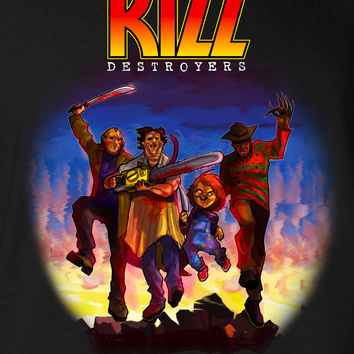 KILL Destroyers Horror Movie Parody T-shirt tee Shirt Swag inspired Hot Funny Mens Ladies cool MLG-1171