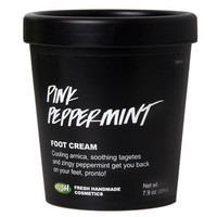 Pink Peppermint Foot Cream