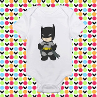 Batman Cute baby shirt Onesuit, Batman Cute baby clothing, Batman Cute baby Onesuit