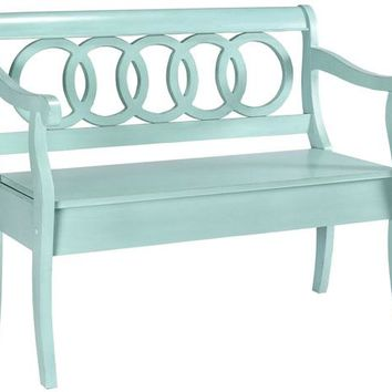 Logan Storage Bench - Storage Benches - Entryway Furniture - Furniture | HomeDecorators.com