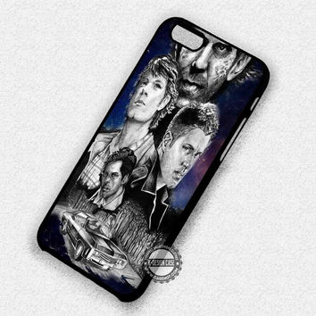 Supernatural Art  Castiel - iPhone 7 6 Plus 5c 5s SE Cases & Covers