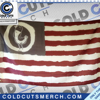 "The Wonder Years ""Pigeon Flag"" Flag 