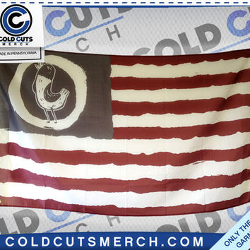 """The Wonder Years """"Pigeon Flag"""" Flag 