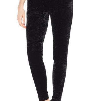 Vince Camuto Crushed Velvet Knit Leggings | Nordstrom