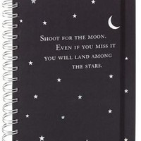 Shoot for the Moon Journal 6'' x 8''