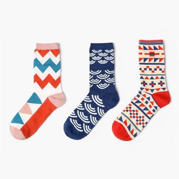 Ultimate Pattern Sock Set (Set of 3)