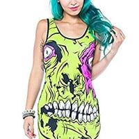 Iron Fist Zombie Chomper Tank Dress