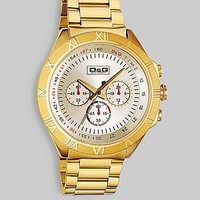 D&G - Pampelonne Chronograph Watch - Saks.com