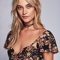Free People The Coolest Mini Dress