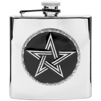 Wiccan Flask