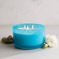 Turquoise Springs Filled 3-Wick Candle