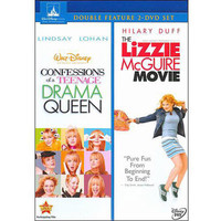 Walmart: Confessions Of A Teenage Drama Queen / The Lizzie McGuire Movie Double Feature (Widescreen, Full Frame)