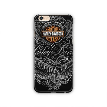 Harley Davidson Cycles Design #3 Ultra-Thin, Slim and Anti-Scratch Cover for iPhone 6 Plus/6s Plus