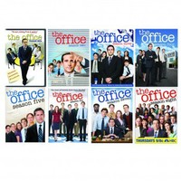 The Office Seasons 1-8 DVD Set  (Widescreen)