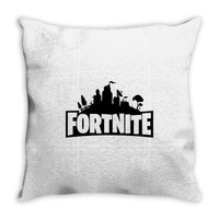 Fortnite Throw Pillow