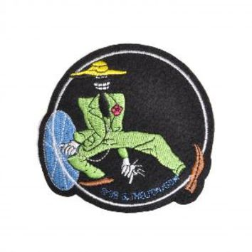 Grateful Dead - Shakedown Street Dude Patch