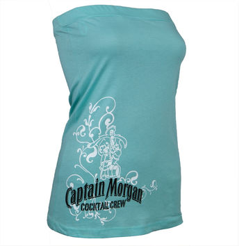 Captain Morgan - Cocktail Crew Juniors Tube Top