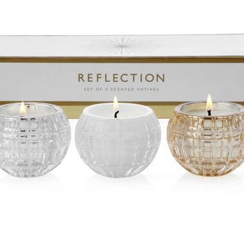 Reflection Votive - Set of 3 | Fragrance Candles | Decor | Z Gallerie