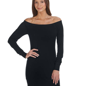 Endless Possibilities Tunic Dress - Black