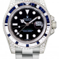 Rolex - GMT-Master II White Gold