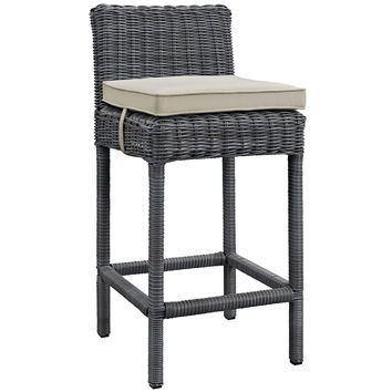 Summon Outdoor Patio Bar Stool