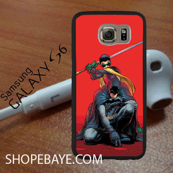 Batman And Robin Comic 4 For galaxy S6, Iphone 4/4s, iPhone 5/5s, iPhone 5C, iphone 6/6 plus, ipad,ipod,galaxy case