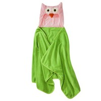 Circo® Owl Hooded Towel