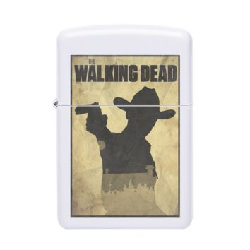Walking Dead Characters Pocket Lighter - Pocket Lighter