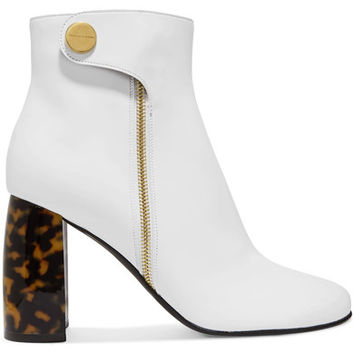 Stella McCartney - Faux leather ankle boots