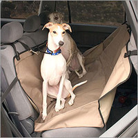 Car Backseat Dog Hammock