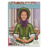 American Girl® Dolls: Marie-Grace Makes a Difference - Paperback