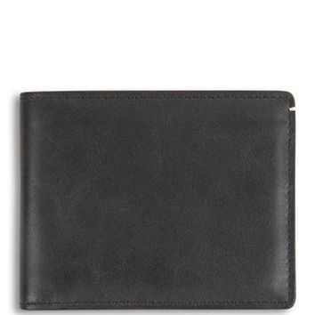 DCCK8X2 Ugg Australia Mens Branford Leather Billfold