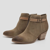 Take Notice Booties By Seychelles